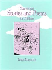 Cover of: Non-violent stories and poems for children