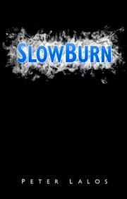 Cover of: SlowBurn | Peter Lalos