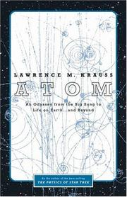 Cover of: Atom