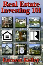 Cover of: Real Estate Investing 101