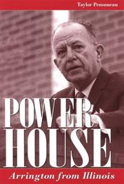 Cover of: Power House | Taylor Pensoneau