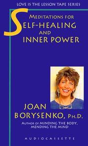 Cover of: Meditations for Self-Healing and Inner Power