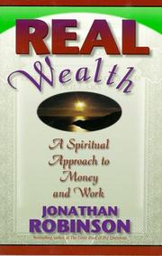 Cover of: Real wealth
