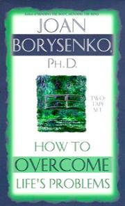 Cover of: How to Overcome Life's Problems