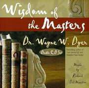Cover of: Wisdom Of The Masters