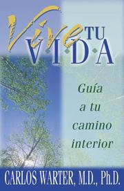 Cover of: Vive Tu Vida