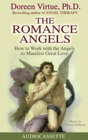 Cover of: Romance Angels: How to Work With the Angels to Manifest Great Love