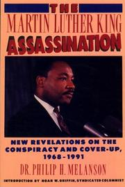 Cover of: The Martin Luther King Assassination