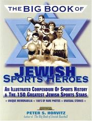 Cover of: The Big Book of Jewish Sports Heros