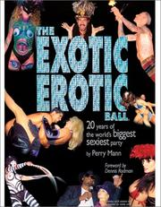 Cover of: The Exotic Erotic Ball