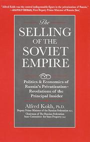 Cover of: The Selling of the Soviet Empire