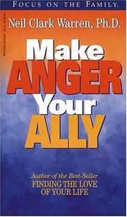 Cover of: Make Anger Your Ally (Living Books)
