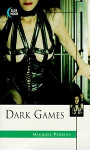 Cover of: Dark games