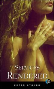 Cover of: Services rendered