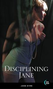 Cover of: Disciplining Jane | Jane Eyre
