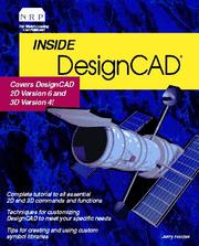 Cover of: Inside DesignCAD | Jerry M. Fischer