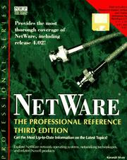 Cover of: NetWare