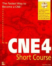 Cover of: CNE 4 short course