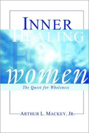 Cover of: Inner Healing for Women
