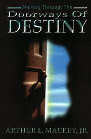 Cover of: Walking Through the Doorways of Destiny