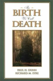 Cover of: The birth we call death