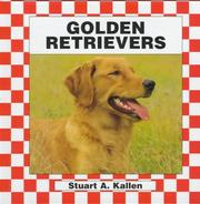 Cover of: Golden Retrievers (Dogs Set II)