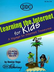 Cover of: Learning the Internet for Kids (Learning)