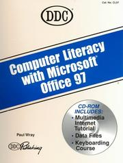 Cover of: Computer Literacy with Office 97 (Learning Series)