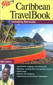 Cover of: Aaa 2001 Caribbean Travelbook (Aaa Caribbean Travelbook) | American Automobile Association.