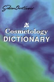 Cover of: Salon Ovation's Cosmetology Dictionary