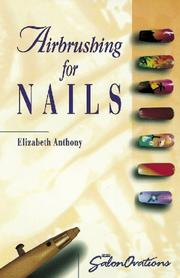 Cover of: Airbrushing for nails