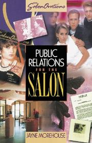 Cover of: SalonOvations' public relations for the salon