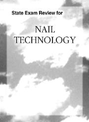 Cover of: State exam review for nail technology