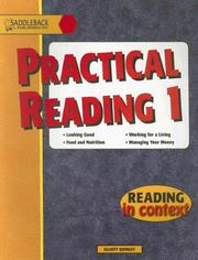 Cover of: Practical Reading 1 (Reading in Context)