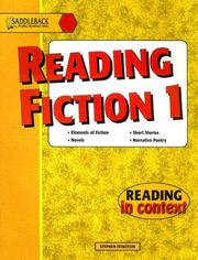 Cover of: Reading Fiction 1