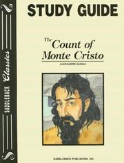 Cover of: Count of Monte Cristo (Saddleback Classics)