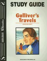 Cover of: Gulliver's Travels (Saddleback Classics)