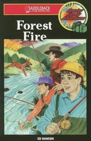 Cover of: Forest Fire | Ed Hanson