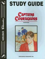 Cover of: Captains Courageous (Saddleback Classics)
