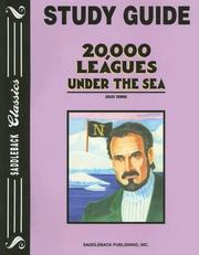 Cover of: 20,000 Leagues Under the Sea (Saddleback Classics)
