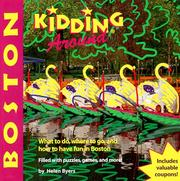 Kidding around Boston by Helen Byers