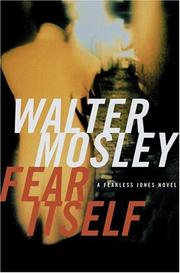 Cover of: Fear itself