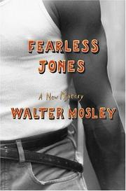 Cover of: Fearless Jones