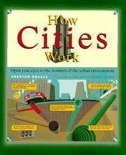 Cover of: How cities work | Preston Gralla