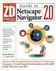 Guide to Netscape Navigator 2.0