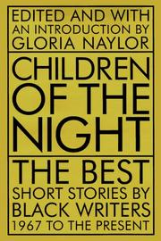 Cover of: Children of the Night | Gloria Naylor