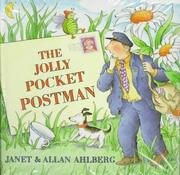 Cover of: The jolly pocket postman