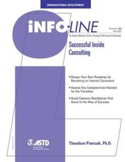 Cover of: Successful Inside Consulting