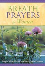 Cover of: Breath Prayers for Women |