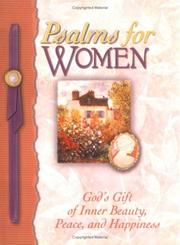 Cover of: Psalms for Women | Honor Books